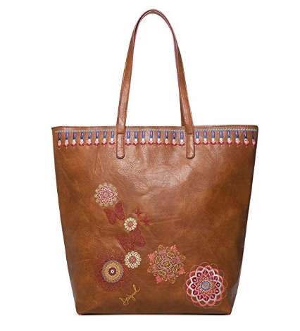 36€ le sac cabas Desigual Chandy Rio Zipper