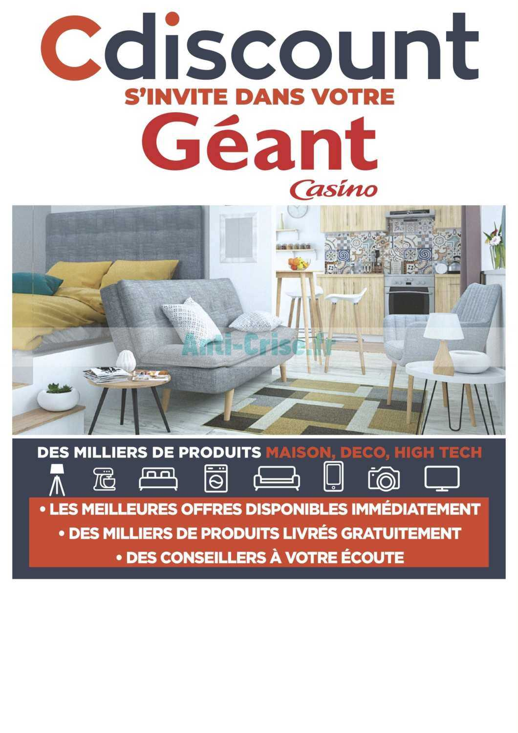 catalogue geant casino du 29 mai au 10 juin 2019