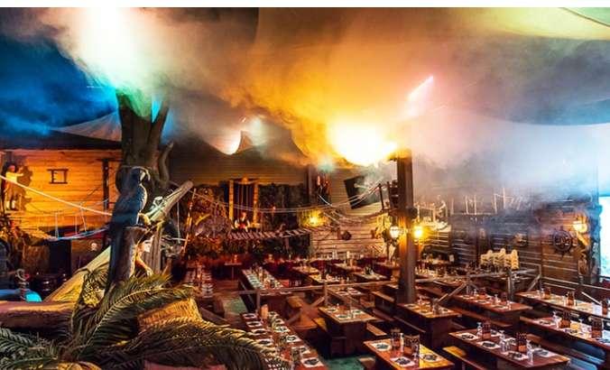 Restaurant Le Repère des Pirates : repas moins chers