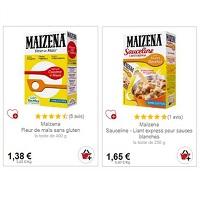 Produits Maïzena Sans Gluten Partout