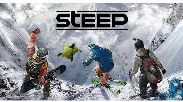 Gratuit : le jeu STEEP Ubisoft pour PC