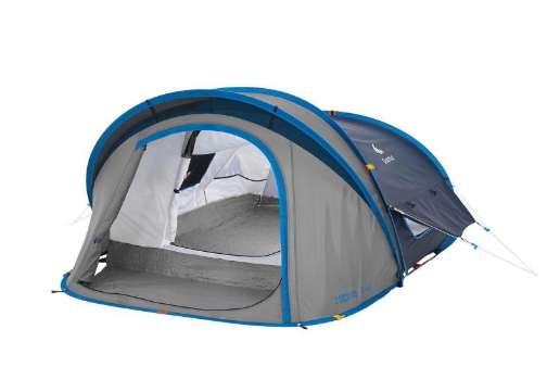 Tente camping 2 SECONDS XL 2 AIR Quechua à 52€